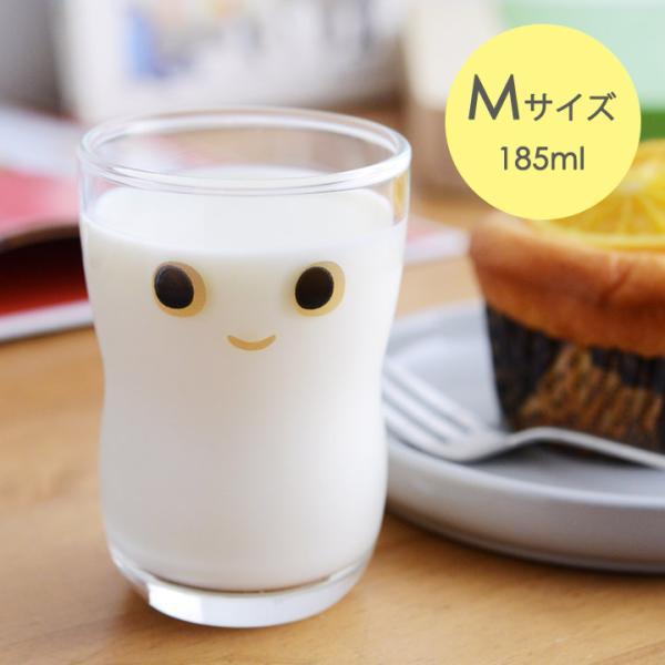 子ども用 つよいこグラス nico M 185ml