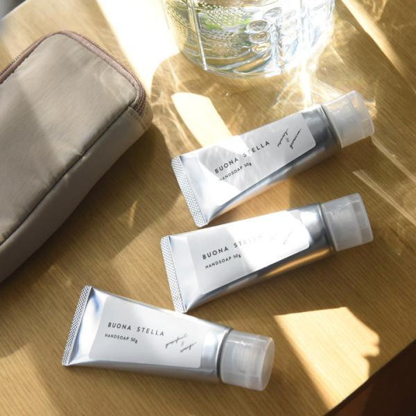 BUONA STELLA フレグランス ハンドソープ 携帯用石鹸/ブォナステッラ