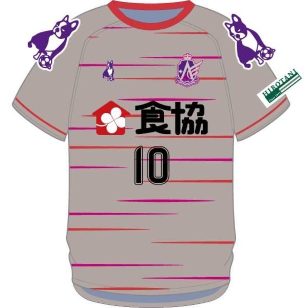 2019アンジュヴィオレ広島オーセンティックユニフォーム(選手着用と同じ素材) FP・AWAYグレー|angeviolet