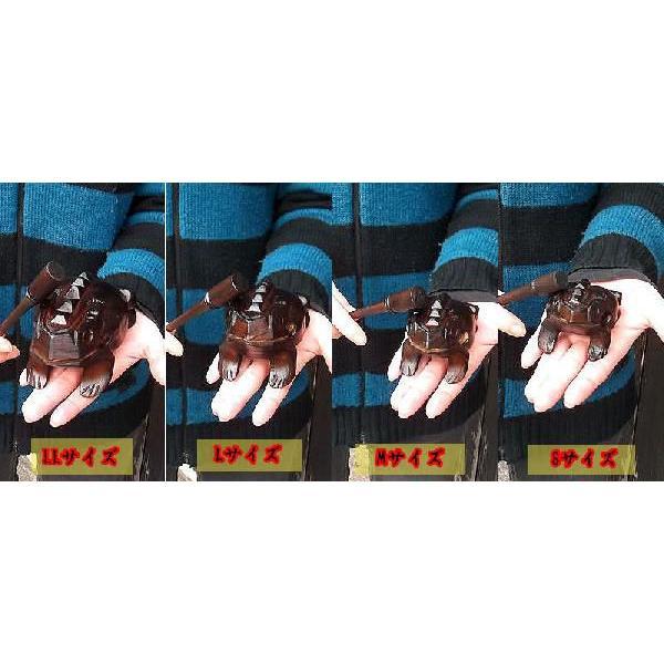 ゲコゲコかえる モーコック ナチュラル LLサイズ 15cm アジアン雑貨 バリ雑貨 アジアの楽器  angkasa 04