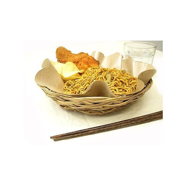 ローカルな食器 LIDIの編みこみ皿と花柄のランチョンペーパー(10枚付) アジアン雑貨 バリ雑貨|angkasa|05