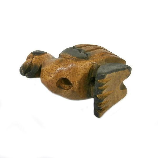 アジア 楽器 鳥 笛 バード 鳥笛 11cm 木製 木彫り 彫刻 知育玩具 天然素材 アジアン バリ タイ 雑貨 アジアン インテリア angkasa 05