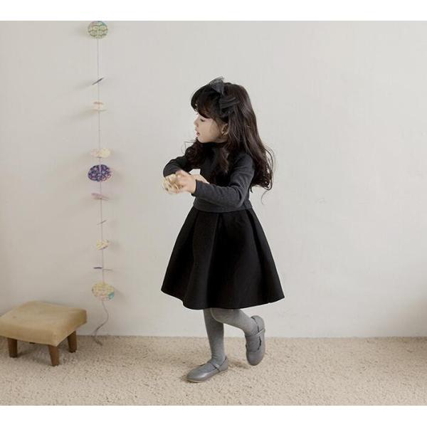 b8b992e7d6e1a ... 年末セール子ども ワンピース 長袖 韓国子供服 子供ドレス 女の子 ピアノ 発表会 合唱団