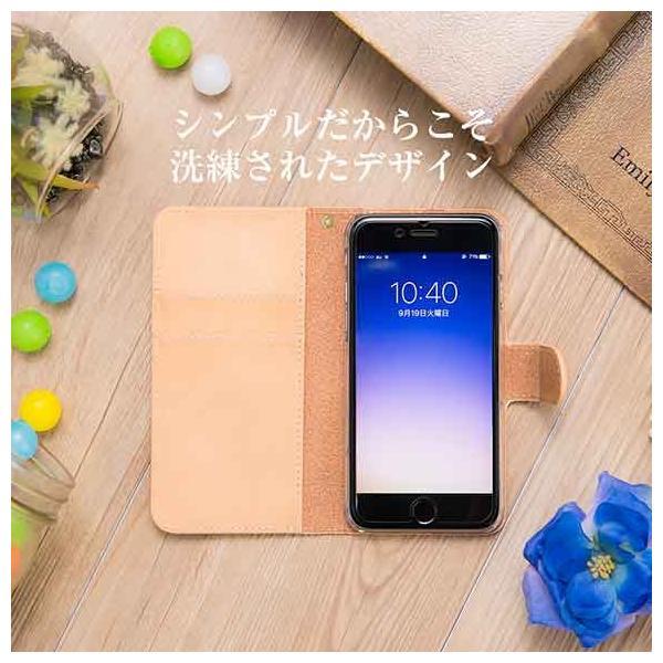 iPhone スマホケース 手帳型 本革 ヌメ革 レザー iPhone11 Pro Max iPhoneXs Max iPhone8 Plus iPhone7 iPhone6s iPhoneSE 第2世代 アイフォン|anglers-case|07