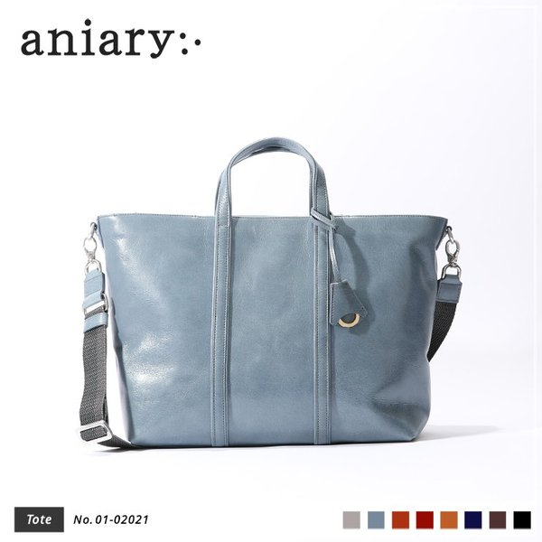 【aniary|アニアリ】Antique Leather アンティークレザー 牛革 Tote トートバッグ 01-02021 [送料無料]|aniary-shop