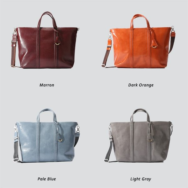 【aniary|アニアリ】Antique Leather アンティークレザー 牛革 Tote トートバッグ 01-02021 [送料無料]|aniary-shop|03