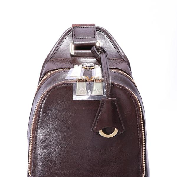 【aniary|アニアリ】Antique Leather アンティークレザー 牛革 Body Bag ボディバッグ 01-07004 [送料無料]|aniary-shop|10