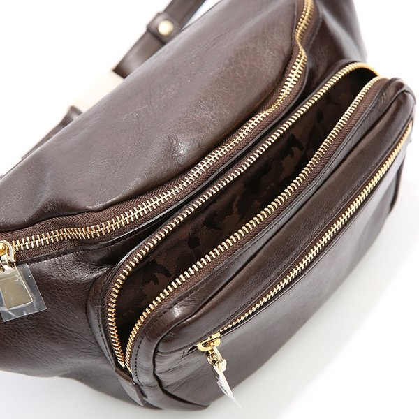 【aniary|アニアリ】Antique Leather アンティークレザー 牛革 Body Bag ボディバッグ 01-07005 [送料無料]|aniary-shop|08
