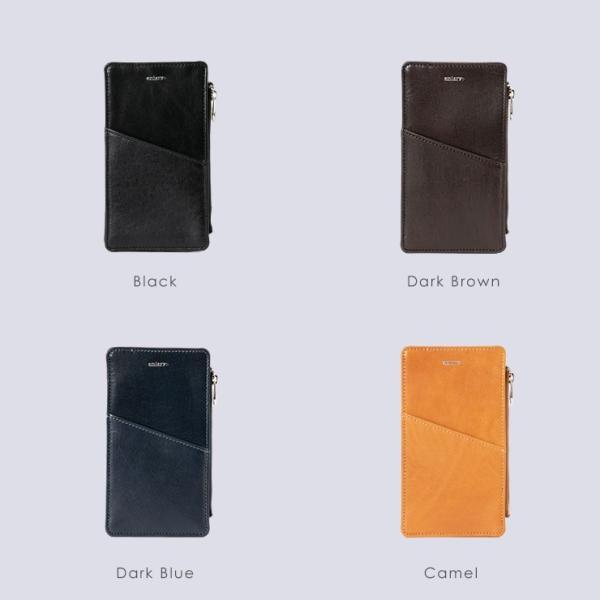 アニアリ・aniary クラッチバッグ【送料無料】アンティークレザー Antique Leather(牛革) ClutchBag マルチケース 01-08002 aniary-shop 02