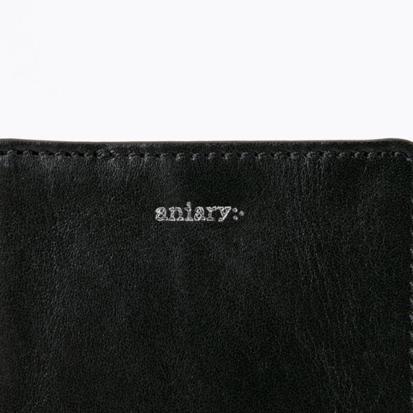 アニアリ・aniary クラッチバッグ【送料無料】アンティークレザー Antique Leather(牛革) ClutchBag マルチケース 01-08002 aniary-shop 05
