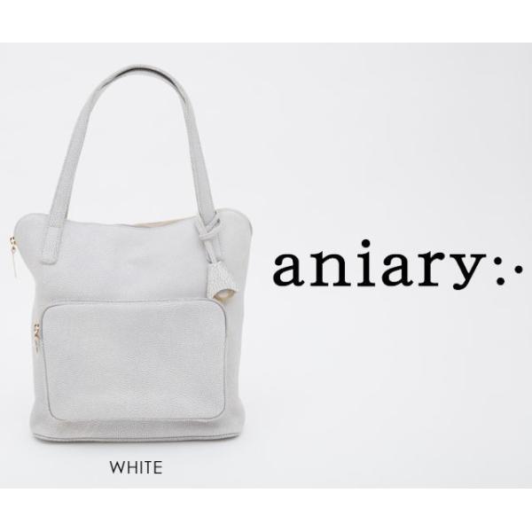 アニアリ・aniary トートバッグ【送料無料】 Grind Leather 牛革 Tote bag 15-02003|aniary-shop|03