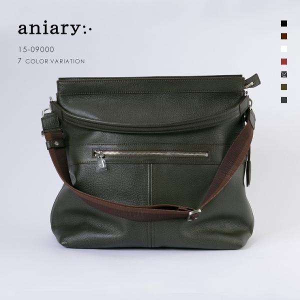 アニアリ・aniary 2Wayショルダー【送料無料】<br>グラインドレザー Grind Leather(牛革) 2WayShoulder 15-09000|aniary-shop