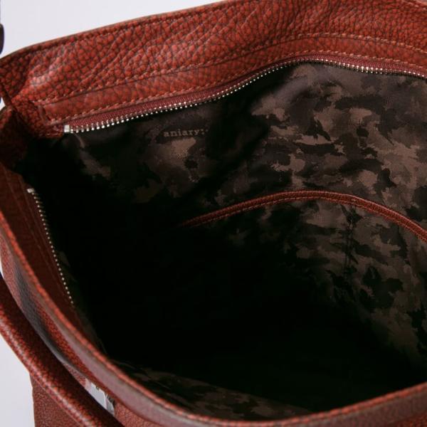 アニアリ・aniary 2Wayショルダー【送料無料】<br>グラインドレザー Grind Leather(牛革) 2WayShoulder 15-09000|aniary-shop|12