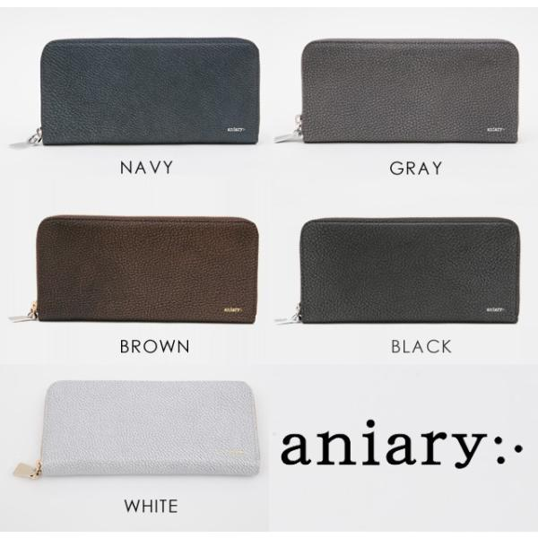 アニアリ・aniary 財布【送料無料】Grind Leather 牛革 Wallet 15-20003 aniary-shop 02