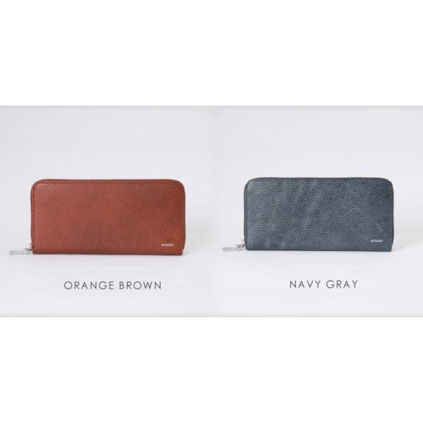 アニアリ・aniary 財布【送料無料】Grind Leather 牛革 Wallet 15-20003 aniary-shop 03
