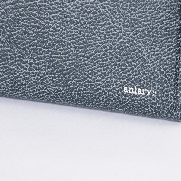 アニアリ・aniary 財布【送料無料】Grind Leather 牛革 Wallet 15-20003 aniary-shop 05