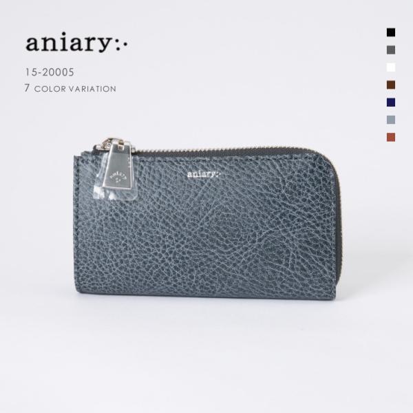 アニアリ・aniary キーケース【送料無料】Grind Leather牛革 Key Case 15-20005|aniary-shop