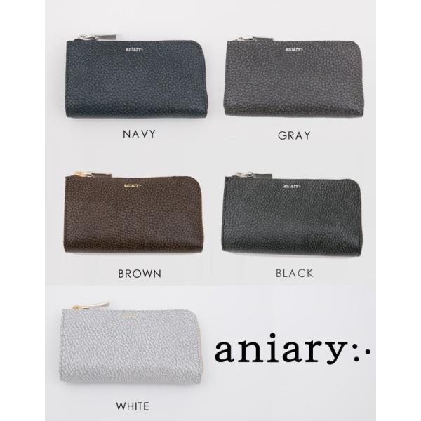 アニアリ・aniary キーケース【送料無料】Grind Leather牛革 Key Case 15-20005|aniary-shop|02