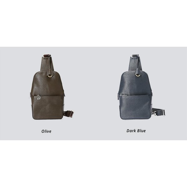 【aniary|アニアリ】Wave Leather ウェーブレザー 牛革 Body Bag ボディバッグ 16-07000 [送料無料]|aniary-shop|04