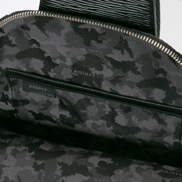 【aniary|アニアリ】Wave Leather ウェーブレザー 牛革 Body Bag ボディバッグ 16-07000 [送料無料]|aniary-shop|07