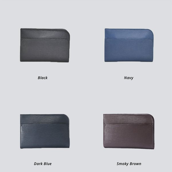 【aniary|アニアリ】Wave Leather ウェーブレザー 牛革 Clutch クラッチバッグ 16-08000 [送料無料]|aniary-shop|02