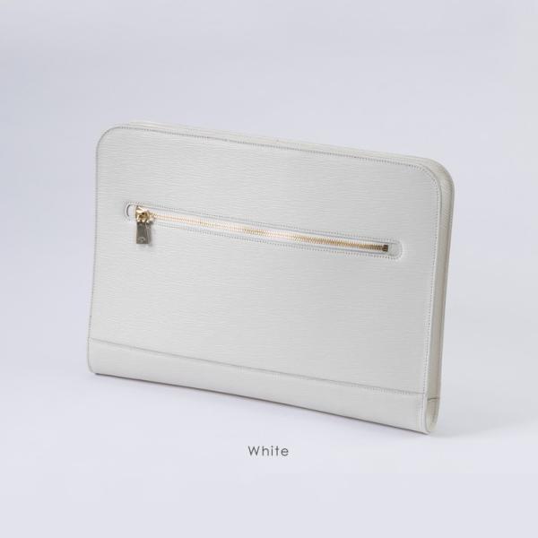 アニアリ・aniary クラッチバッグ【送料無料】Wave Leather 牛革 Crutch Bag 16-08001|aniary-shop|04