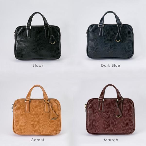 アニアリ・aniary ブリーフケース【送料無料】Scale Leather (牛革) Brief 18-01001|aniary-shop|02
