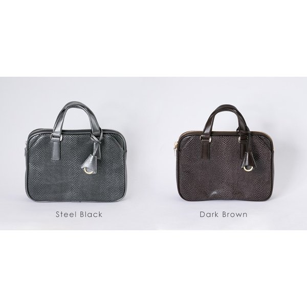 アニアリ・aniary ブリーフケース【送料無料】Scale Leather (牛革) Brief 18-01001|aniary-shop|03