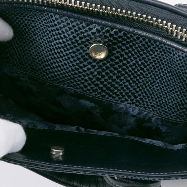 アニアリ・aniary ブリーフケース【送料無料】Scale Leather (牛革) Brief 18-01001|aniary-shop|07