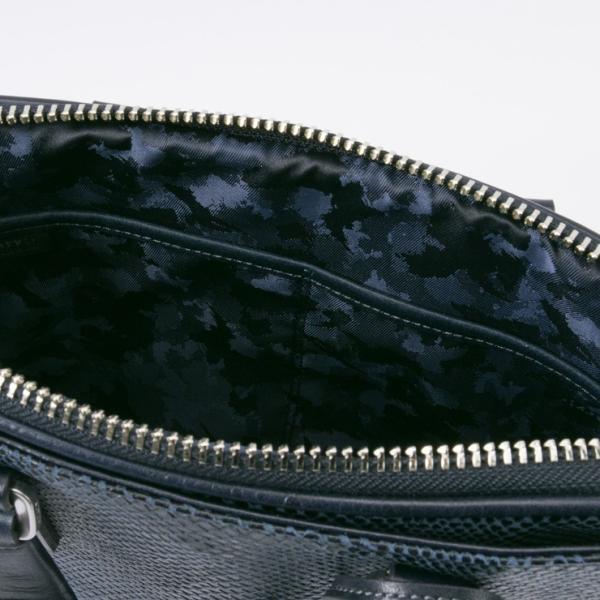 アニアリ・aniary ブリーフケース【送料無料】Scale Leather (牛革) Brief 18-01001|aniary-shop|08