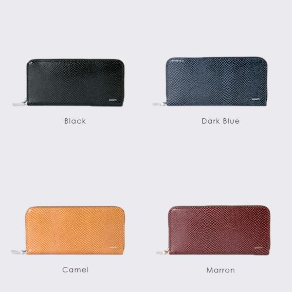 アニアリ・aniary 財布【送料無料】<br>Scale Leather 牛革 Wallet 18-20003|aniary-shop|02
