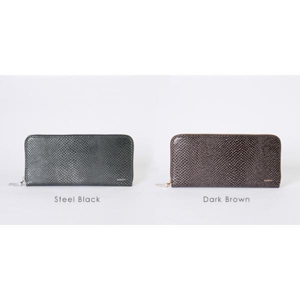 アニアリ・aniary 財布【送料無料】<br>Scale Leather 牛革 Wallet 18-20003|aniary-shop|03