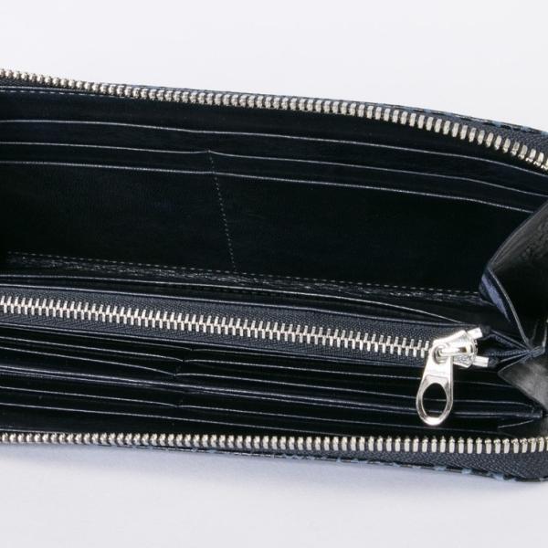 アニアリ・aniary 財布【送料無料】<br>Scale Leather 牛革 Wallet 18-20003|aniary-shop|06