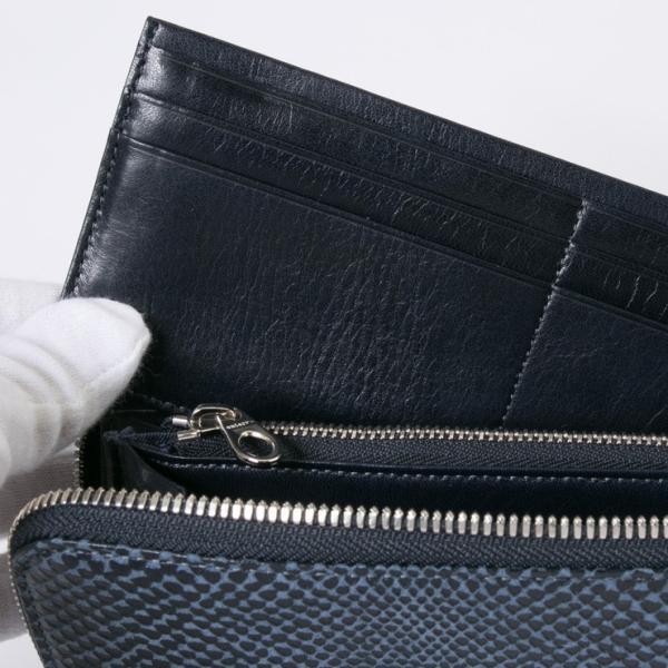 アニアリ・aniary 財布【送料無料】<br>Scale Leather 牛革 Wallet 18-20003|aniary-shop|08