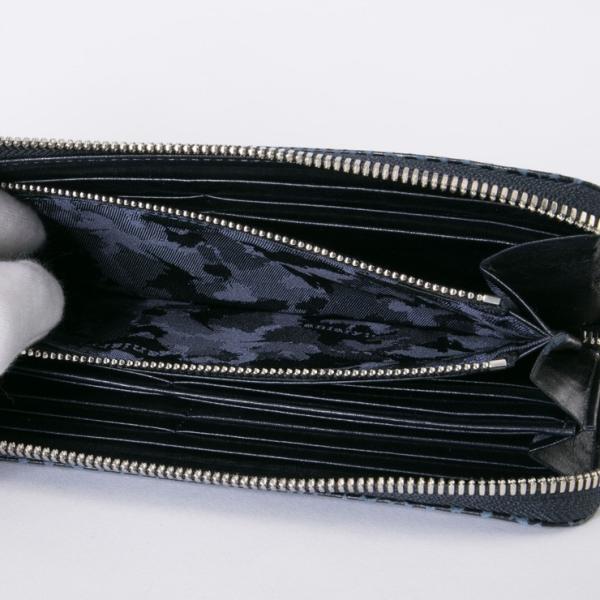 アニアリ・aniary 財布【送料無料】<br>Scale Leather 牛革 Wallet 18-20003|aniary-shop|09
