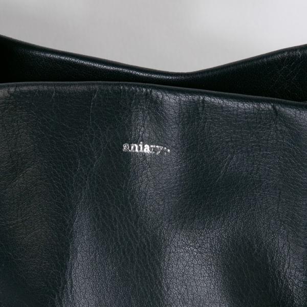 アニアリ・aniary トートバック【送料無料】<br>Garment Leather 牛革 Tote 19-02000|aniary-shop|04