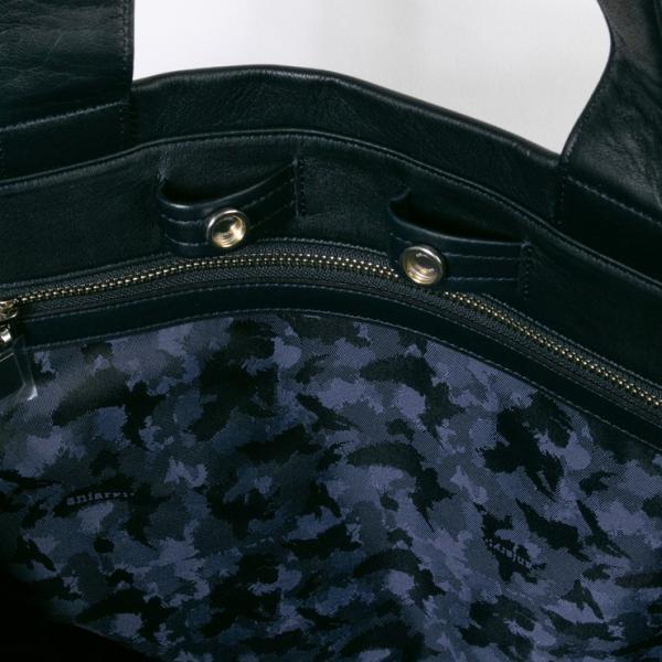 アニアリ・aniary トートバック【送料無料】<br>Garment Leather 牛革 Tote 19-02000|aniary-shop|08