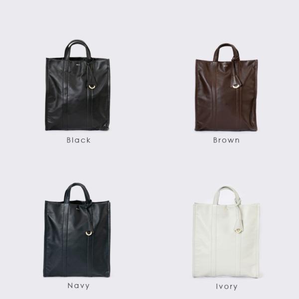 アニアリ・aniary トートバック【送料無料】<br>Garment Leather 牛革 Tote 19-02001|aniary-shop|02