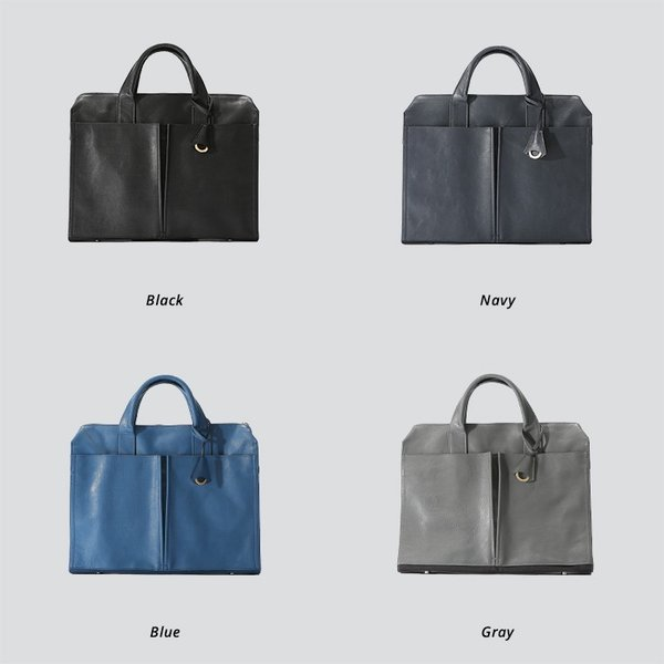 【aniary|アニアリ】Refine Leather リファインレザー 牛革 Brief ブリーフケース 20-01000 [送料無料]|aniary-shop|02