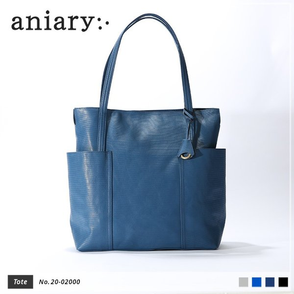 【aniary|アニアリ】Refine Leather リファインレザー 牛革 Tote トートバッグ 20-02000 [送料無料]|aniary-shop