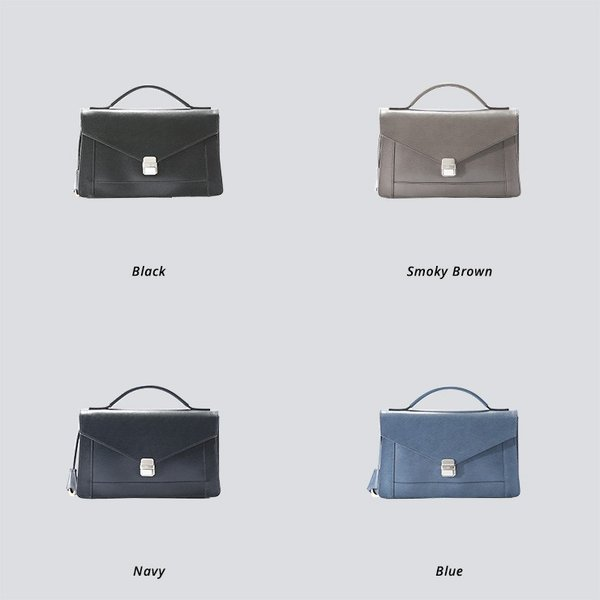 【aniary アニアリ】Inheritance Leather インヘリタンスレザー 牛革 Clutch クラッチバッグ 21-08000 [送料無料] aniary-shop 02