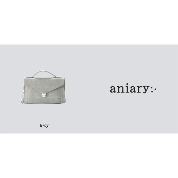 【aniary アニアリ】Inheritance Leather インヘリタンスレザー 牛革 Clutch クラッチバッグ 21-08000 [送料無料] aniary-shop 03