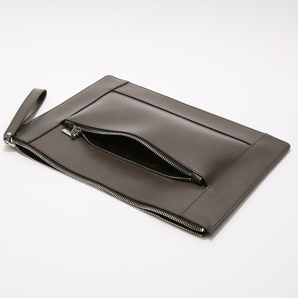 【aniary|アニアリ】Inheritance Leather インヘリタンスレザー 牛革 Clutch クラッチバッグ 21-08001 [送料無料]|aniary-shop|07