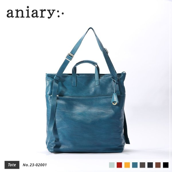 【aniary|アニアリ】Crossing Leather クロッシングレザー 牛革 Tote トートバッグ 23-02001 [送料無料]|aniary-shop