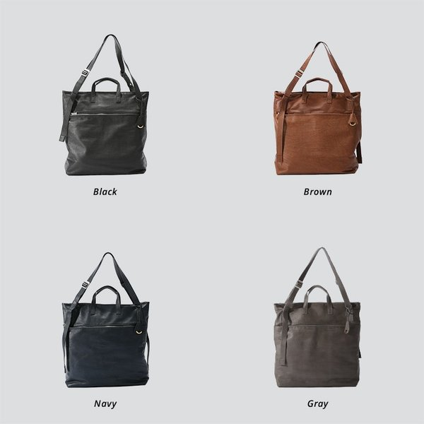 【aniary|アニアリ】Crossing Leather クロッシングレザー 牛革 Tote トートバッグ 23-02001 [送料無料]|aniary-shop|02