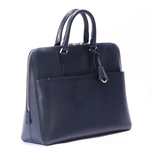 【aniary アニアリ】Grid Leather グリッドレザー 牛革 Brief ブリーフケース 25-01000 [送料無料] aniary-shop 04