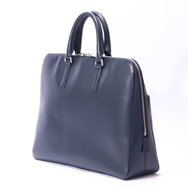 【aniary アニアリ】Grid Leather グリッドレザー 牛革 Brief ブリーフケース 25-01000 [送料無料] aniary-shop 05
