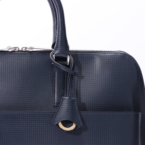 【aniary アニアリ】Grid Leather グリッドレザー 牛革 Brief ブリーフケース 25-01000 [送料無料] aniary-shop 10