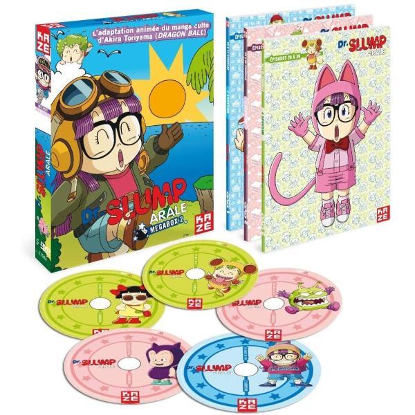 Dr.スランプ アラレちゃんTV版 28-54話 アニメ DVD 送料無料 anime-store01 02