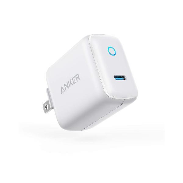 Anker PowerPort C1 USB-C急速充電器15W 1ポート PSE認証済 コンパクトサイズ 折りたたみ式プラグ搭載 ankerdirect